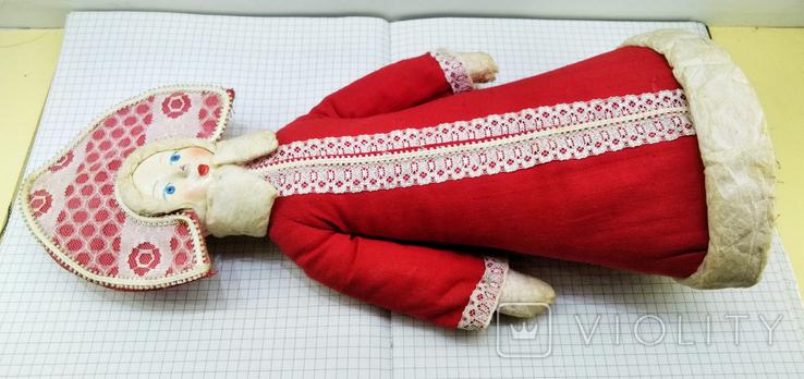 Снегурочка в кокошнике. СССР 1983 год, фото №7