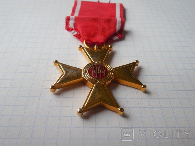 Орден Возрождения Польши в родной коробке, фото №11