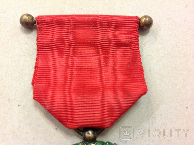 Крест Кавалера Ордена Почетного Легиона. Республиканский тип., фото №7