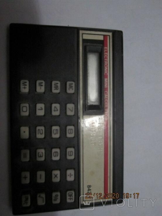 Калькулятор.842.мини, фото №2
