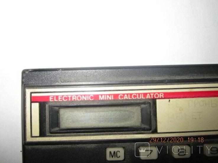 Калькулятор.842.мини, фото №4
