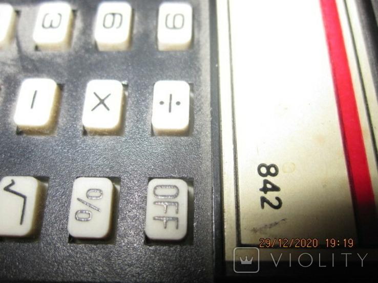 Калькулятор.842.мини, фото №9