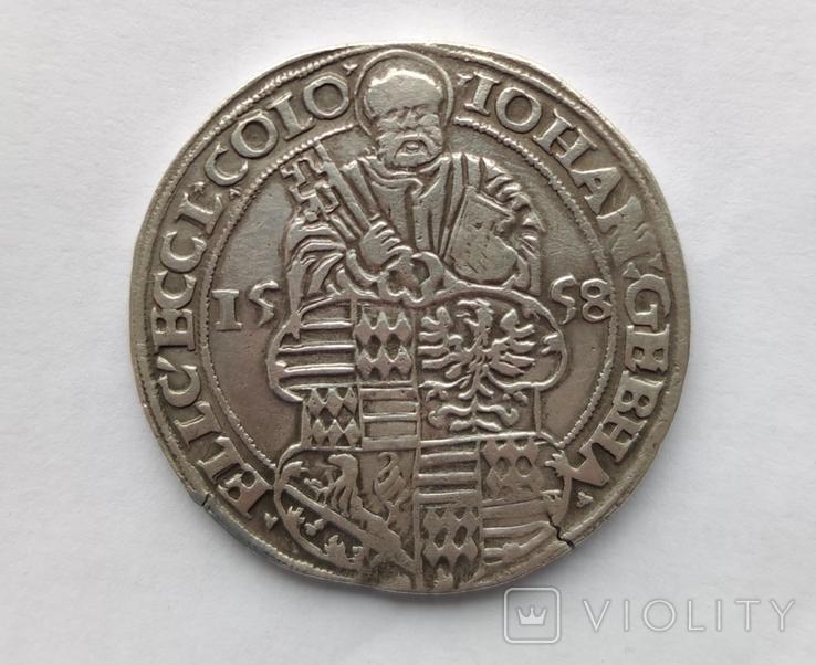 Талер 1558