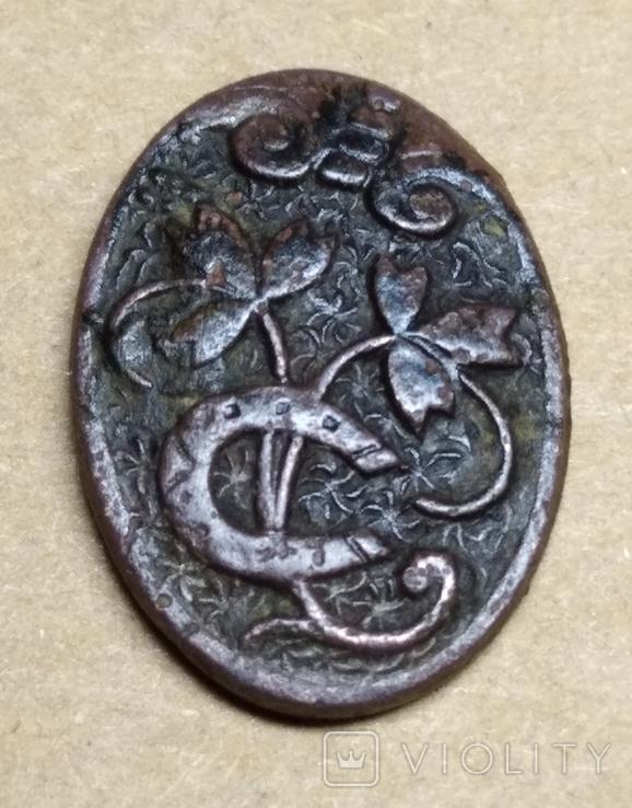 Пуговица (запонка), фото №2