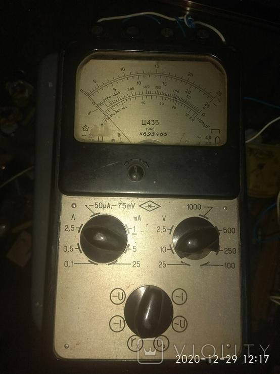 Прибор Ц-435, фото №2