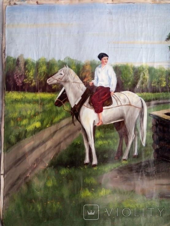 Сцена біля криниці, фото №6