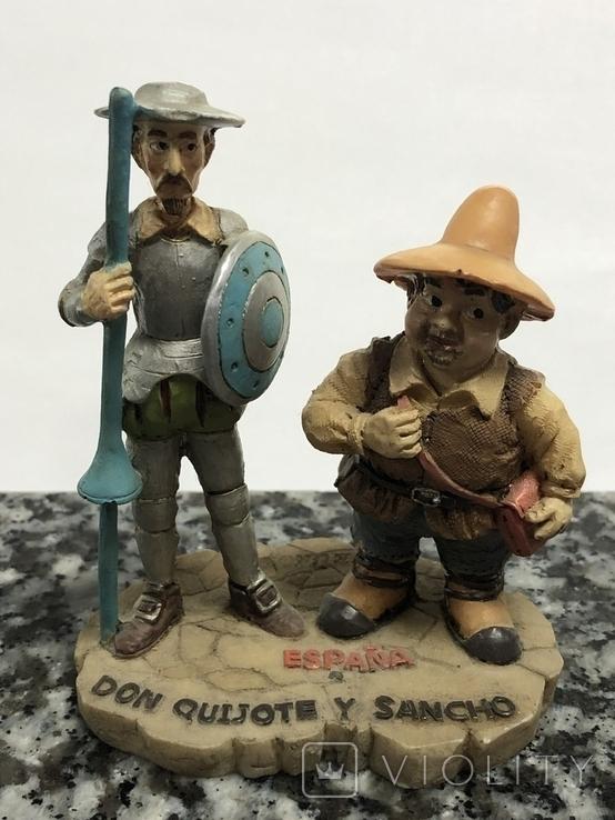 Статуэтка Дон Кихот Испания, фото №2