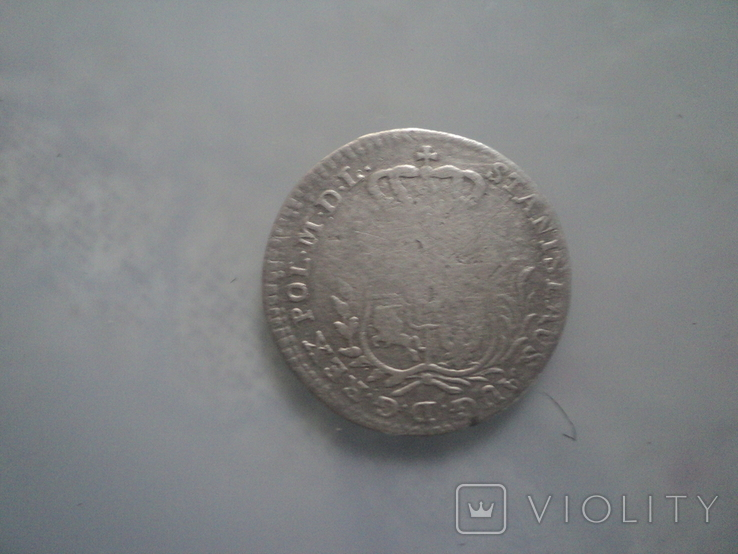 2 гроша 1766 г, фото №7