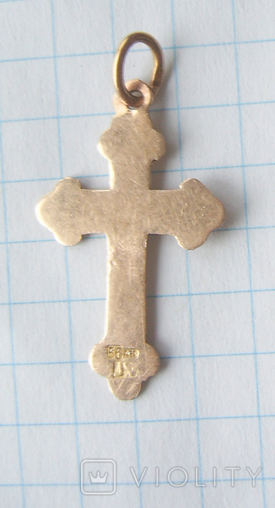 Крестик, фото №6