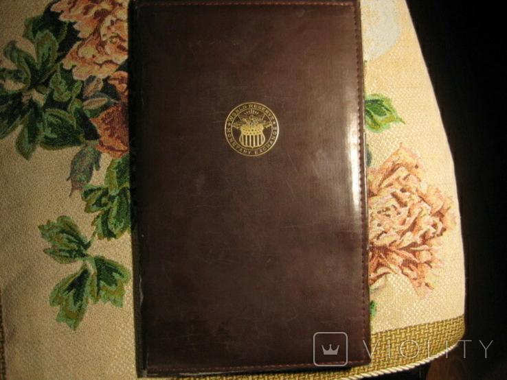 Чотири пятидоларових банкноти не різані., фото №4