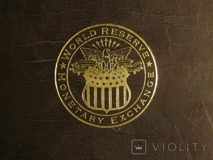 Чотири пятидоларових банкноти не різані., фото №5