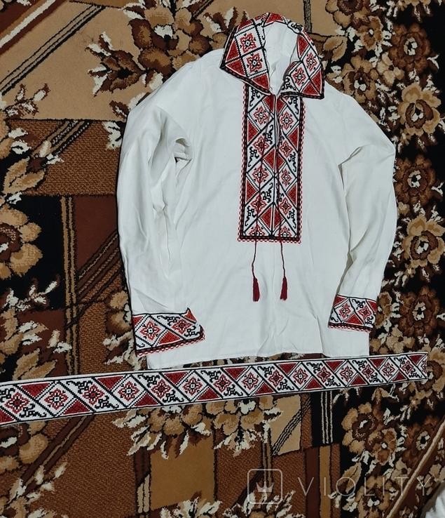 Вишиванка старовинна(ручної роботи), фото №3