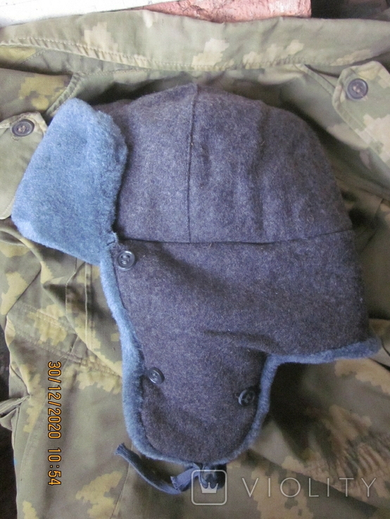 Солдатская шапка., фото №5