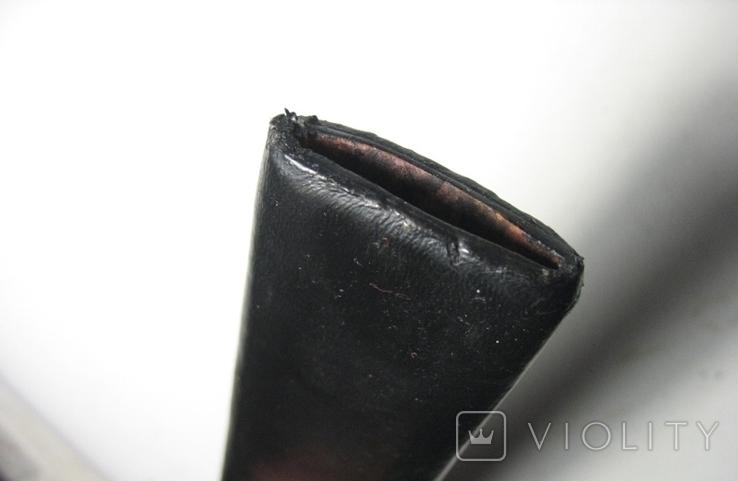 Кинжал пулеметных команд (т.н.бебут прямой), ножны.  копия, фото №5