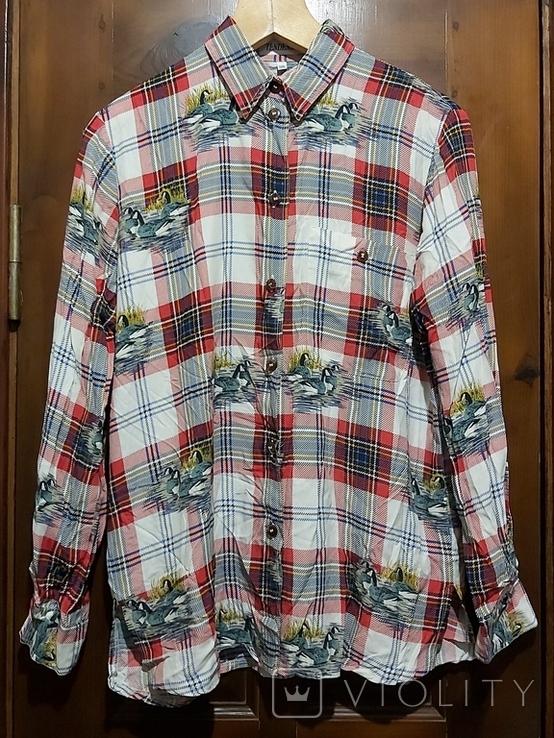 Женская блузка *Утки*, фото №3