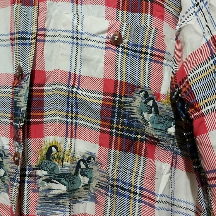 Женская блузка *Утки*, фото №5