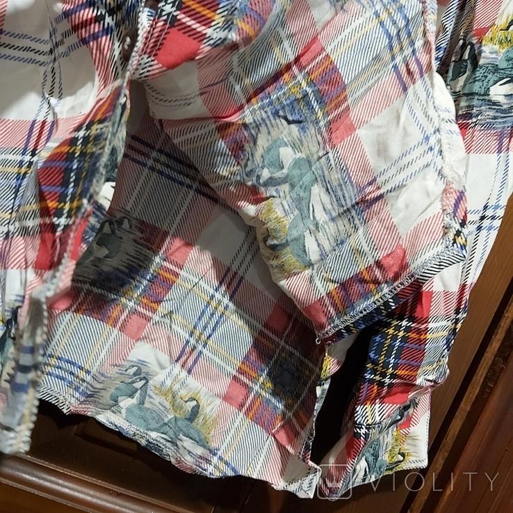 Женская блузка *Утки*, фото №7
