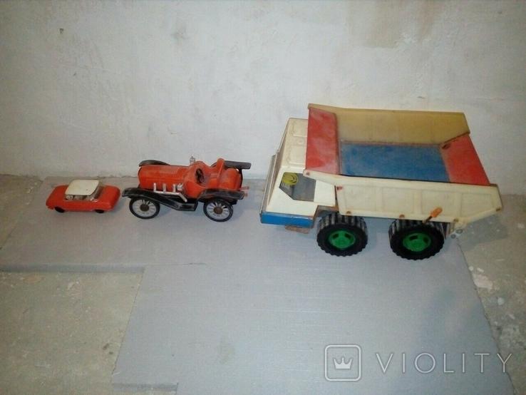 Машинки времен СССР, фото №8