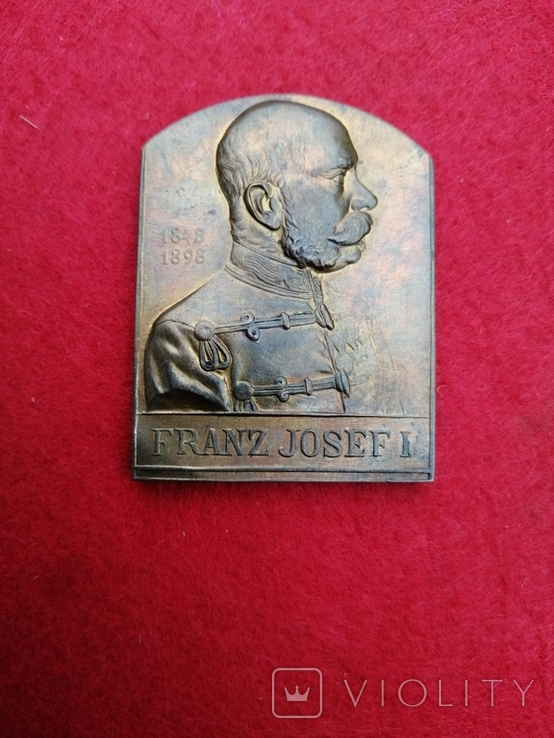 Значок Франса Иосифа, фото №2