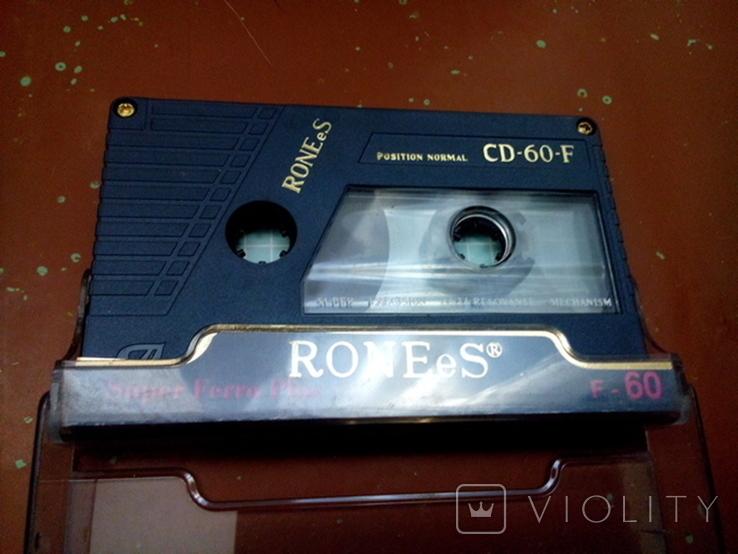 Аудиокассеты 4шт., фото №5