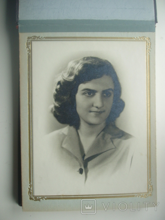 1958 Выпуск КПИ Киев Теплотехнический факультет, фото №4