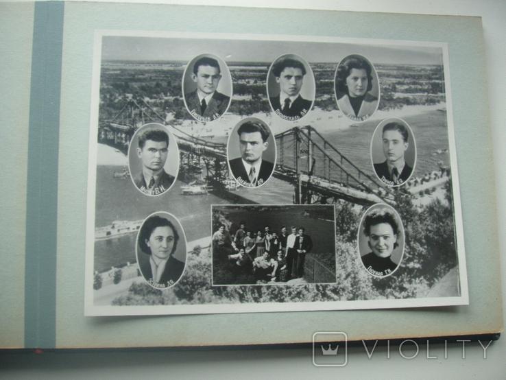1958 Выпуск КПИ Киев Теплотехнический факультет, фото №10