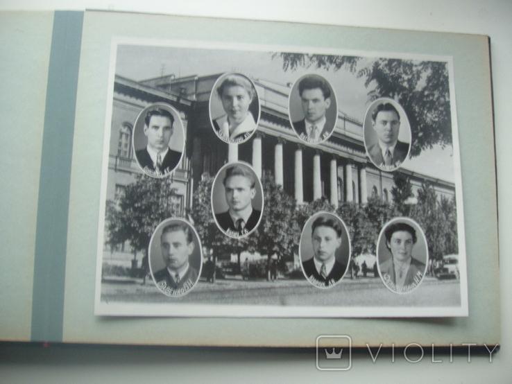 1958 Выпуск КПИ Киев Теплотехнический факультет, фото №12