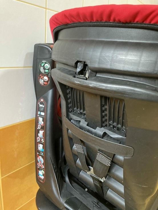 Авто кресло группы 1 Bebe Confort Axiss, фото №3