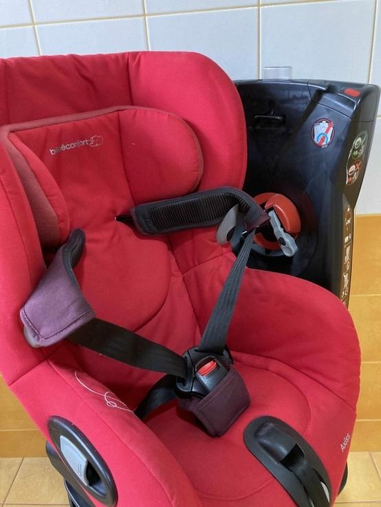 Авто кресло группы 1 Bebe Confort Axiss, фото №4