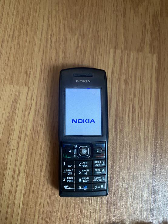 Кнопочна нокіа Nokia E50-1 RM-170, фото №2