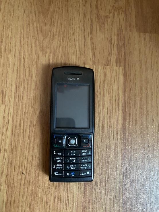 Кнопочна нокіа Nokia E50-1 RM-170, фото №5