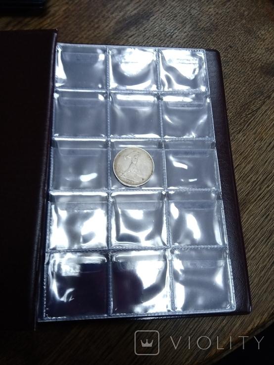 Альбом для монет (120 ячеек), фото №3