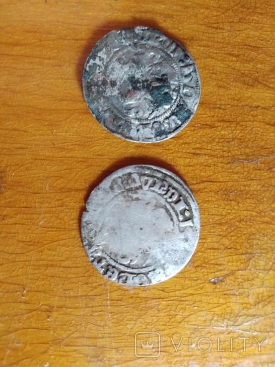 Два півгроша 1511 та 154, фото №2