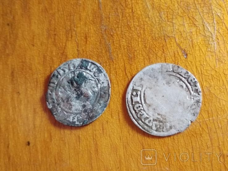 Два півгроша 1511 та 154, фото №3