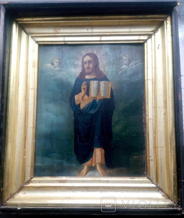 Икона Спас Всемилостивый, фото №3