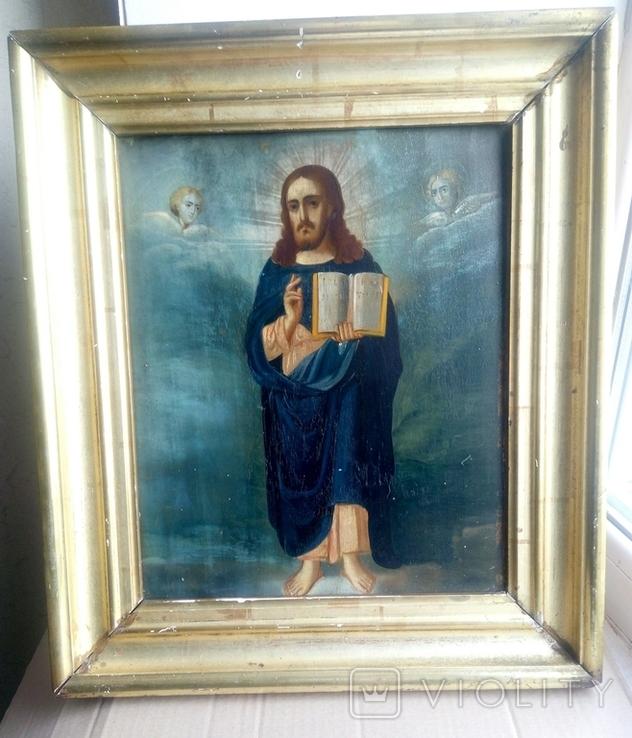 Икона Спас Всемилостивый, фото №10
