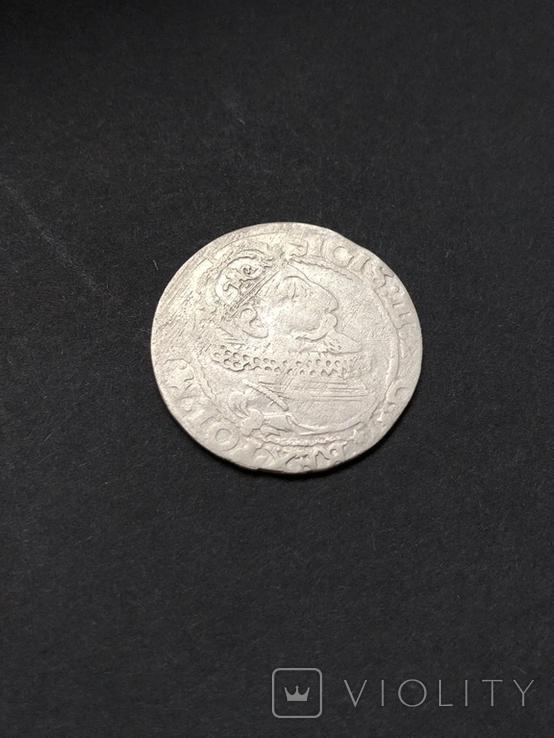 Шестак 1624р. Сигизмунд ІІІ Ваза, фото №3