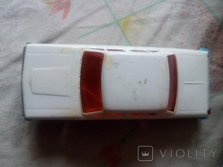 Модель легкового автомобиля СССР, фото №4