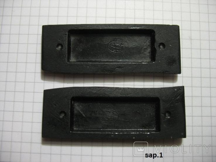 Штык парадник немецкий, накладки рукояти вар.1. копия, фото №3