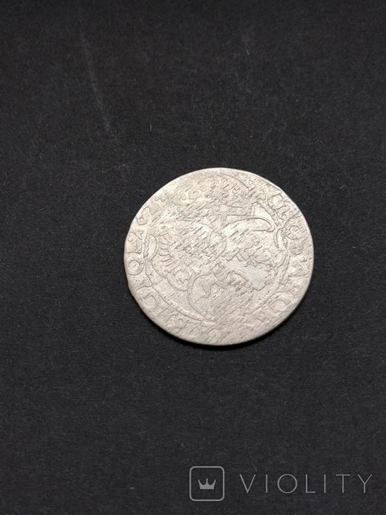 Шестак 1624р. Сигизмунд ІІІ Ваза, фото №5