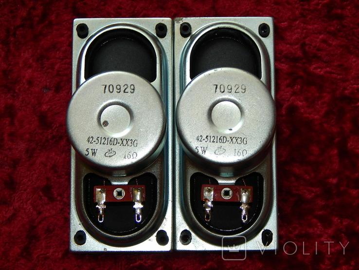 Два динамика 5 Вт х 16 ом, фото №4