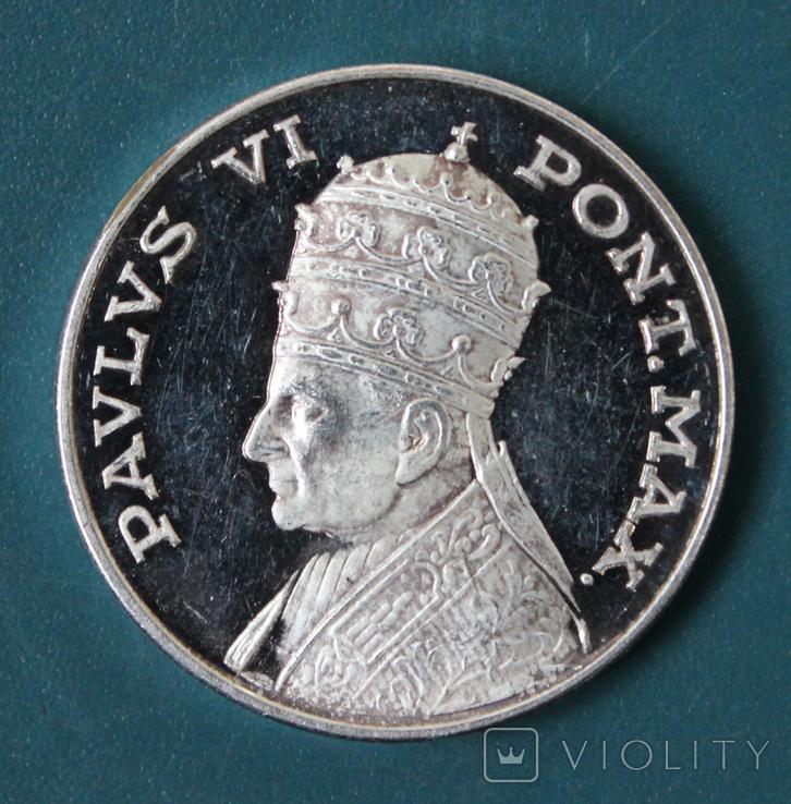 Павел 6,Пьета (Микеланджело), фото №3