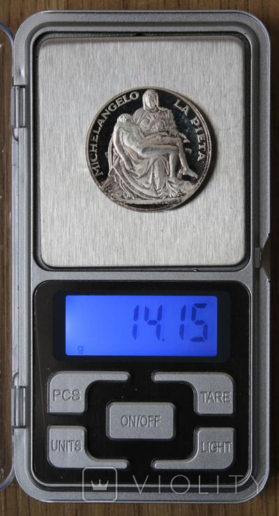 Павел 6,Пьета (Микеланджело), фото №4