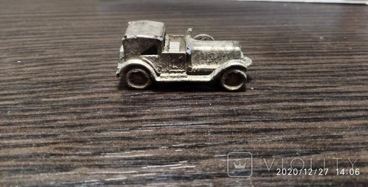 Ретро автомобиль, фото №4