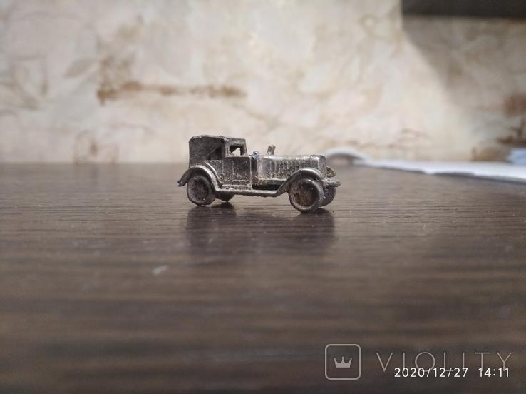 Ретро автомобиль, фото №6
