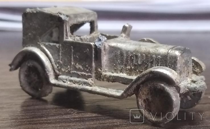 Ретро автомобиль, фото №7