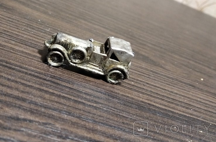 Ретро автомобиль, фото №9