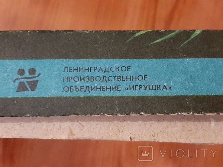 Электровикторина лесная азбука, фото №3