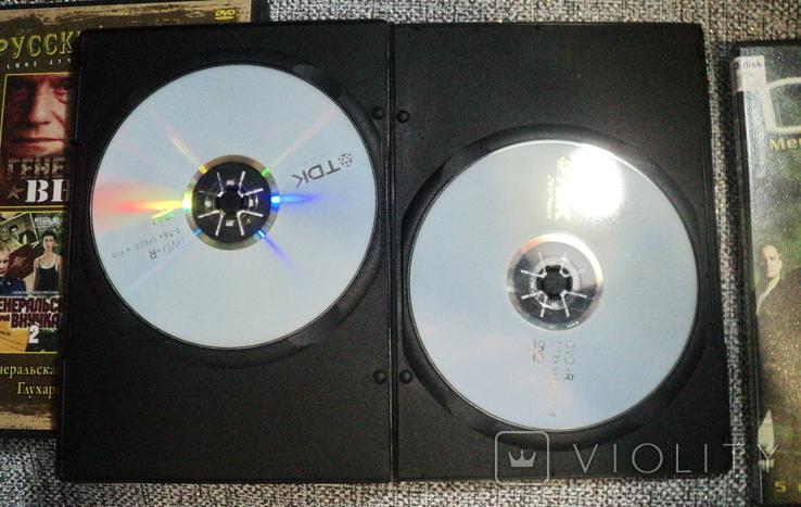 Двд диски фильмы, фото №7