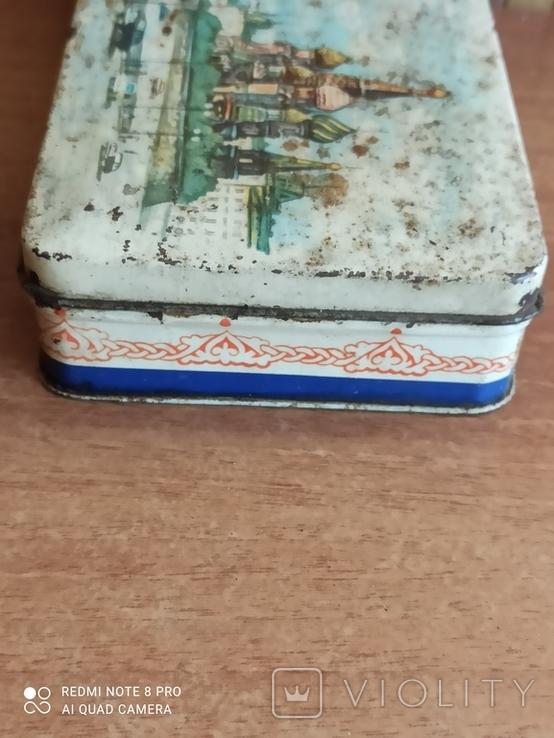 Коробка из-под конфет. Мосгорсовнархоз, Бабаевская фабрика., фото №4